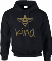 BE KIND BEE HOODIE - INSPIRED BY KINDNESS
